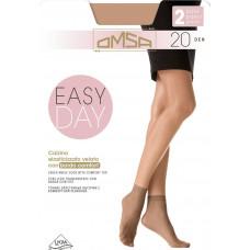 omsa EASY DAY 20 носки(2 пары)