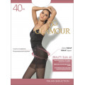 glamour BEAUTY SLIM 40 моделир. шорт puch-up